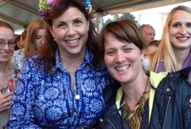 Fave moments from Kirstie Allsopp's Handmade Fair / A collection of all the gorgeous craft, fabric, stands, and creativity we've seen over the weekend at the Handmade Fair