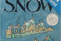 book nook: Snow