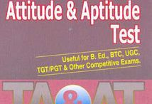 B.ED., TEACHERS APTITUDE / Buy Teaching Aptitude & Attitude Test Books for B.Ed Entrance Exam. Buy Online at www.upkar.in.