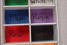 Χρώματα - Colours