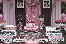 Girls party / by Rossana Aboud