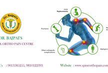 Orthopedic Surgeon Pitampura, Delhi, India
