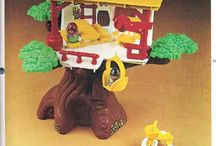 Toys I Miss / Childhood nostalgia.