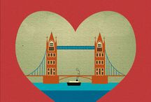 | l o n d o n  &  U K | / My heart belongs to London!