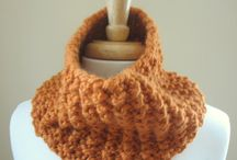 Hand Knit Cowls / Hand Knit Cowls from my Etsy Shop!