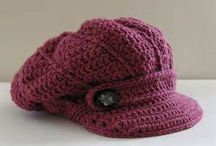 crotchet hats