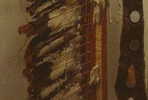 Horned bonnets of the Plains Indians