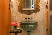 POWDER ROOMS / by DeeAnn Commons