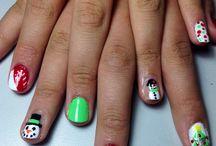 Nails I've done... / ... / by Jennifer Hawley