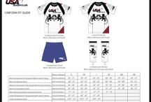 USA Rugby Club Uniforms / USA Rugby Club Uniforms / by USA SPORTS CLUB