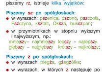 Język polski - pisownia