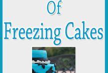 Cake decorating tips & ideas