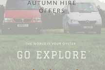 Wanderlust Camper Co / Inspirational pics and offers for campervan hire. Check out our website at www.wanderlustcamperco.com