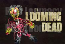 Rainbow Loom zombie