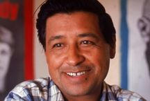 Cesar Chavez Day - March 31 / Cesar E. Chavez was the most prominent Latino American civil rights activist, with an emphasis on mobilizing Hispanic members. By the late 1970s, his tactics, which included promoting a boycott of table grapes, forced growers to recognize the United Farm Workers, which he co-founded as the bargaining agent for 50,000 field workers in California and Florida. His birthday become Cesar Chavez Day, a state holiday in California, Colorado, and Texas.