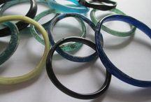verre romain - bracelets