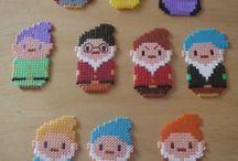 Hama beads / Hobby