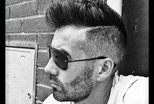MASTER MASCULINO / TENDENCIAS BY TIANSTIL HOME & VIÇENT MORETO #barberia  #peluqueria  #hair #barba  #vinaros  #estilo  #moda  #afeitado  #style  #hombre #man  #cortes  #cut   #barbas  #cabello #barbero #castellon