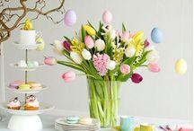 Pâques - Easter / Toutes nos idées décoration pour Pâques