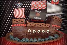 bolos e decoração