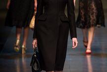 Fashion / Inspiring designers