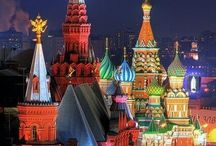 Travel~Russia