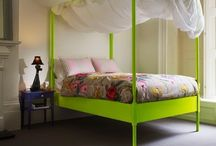 Neon Decor / Loving the neon decorating trend - particularly for kids! / by weeDECOR