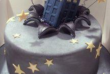 dottor who cake