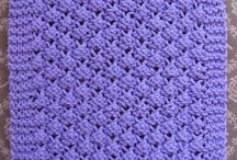 Dishcloths / Knitted and croched dishcloths