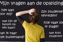 Studentenblog www.leraarworden.com / Verken, ontdek en deel de ervaringen van de studenten