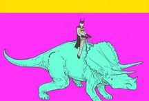 dinosawr / DINOSAURS