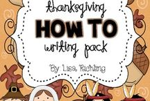 Teaching/Thanksgiving / by educ8r_02