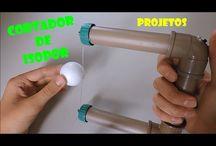 Cortador de Isopor & Pirografo