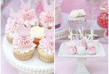"""""""Ballerina & Princess"""" Party Theme"""