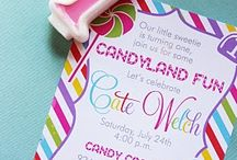 Candyland bday / by Elissa Findling