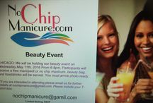 No Chip Manicure Beauty Event / Chicago: Come Join us for our Beauty Event in Chicago