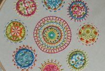 Brodera Cirklar / Embroidery Circles