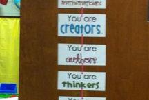 Classroom Ideas / by Ashley Voss