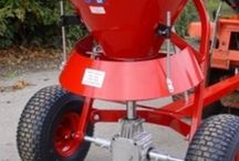 Spreaders, Grit , Fertiliser, Salt , Grass seed, Powered and Towable spreaders / The ATV spreader can be towed or mounted on a quad bike to disperse grass seed or fertiliser onto the land to maintain the fields encouraging healthy growth. For more info: http://www.fresh-group.com/spreaders.html