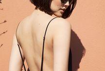 BEIJA : FALL BACK / The perfect black satin slip dress. Comfortable, chic and timeless.  www.beijaflorlingerie.com