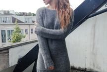 Vindr Lun / Knitted clothing, handmade