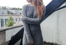 Vindr Lun / Knitted clothing, handmade