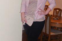 Plus Size Fashion / #Plus Size# Fashion#Curvy# Brunette