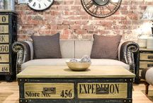Coffee Tables / Ever wondered how many different styles of coffee tables we have at Annie Mo's? Well here is a board with all of them...