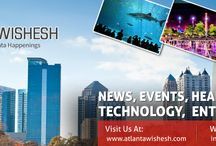 Wishesh Digital Media Atlanta / Wishesh Digital Media Pvt. Ltd. provides a platform for Indians worldwide to connect with one another online through a portfolio of channels.
