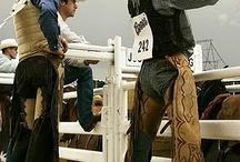 Cowboys / real men / by Carmen Hudson Troyer
