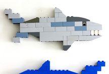 Secular LEGOS / Secular lego activities