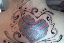 Tatt on my back? / by Tracy Scott Dole