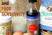 sensitivities and allergies