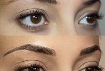 "Feathered / Microbladed Brows / Also known as ""microblading"", ""3D brows"" or ""hair stroke brows"", this is the perfect option for those seeking a natural and realistic look. Through the use of a hand tool and very fine line work, we'll mimic hair strokes that best match your hair and complexion."